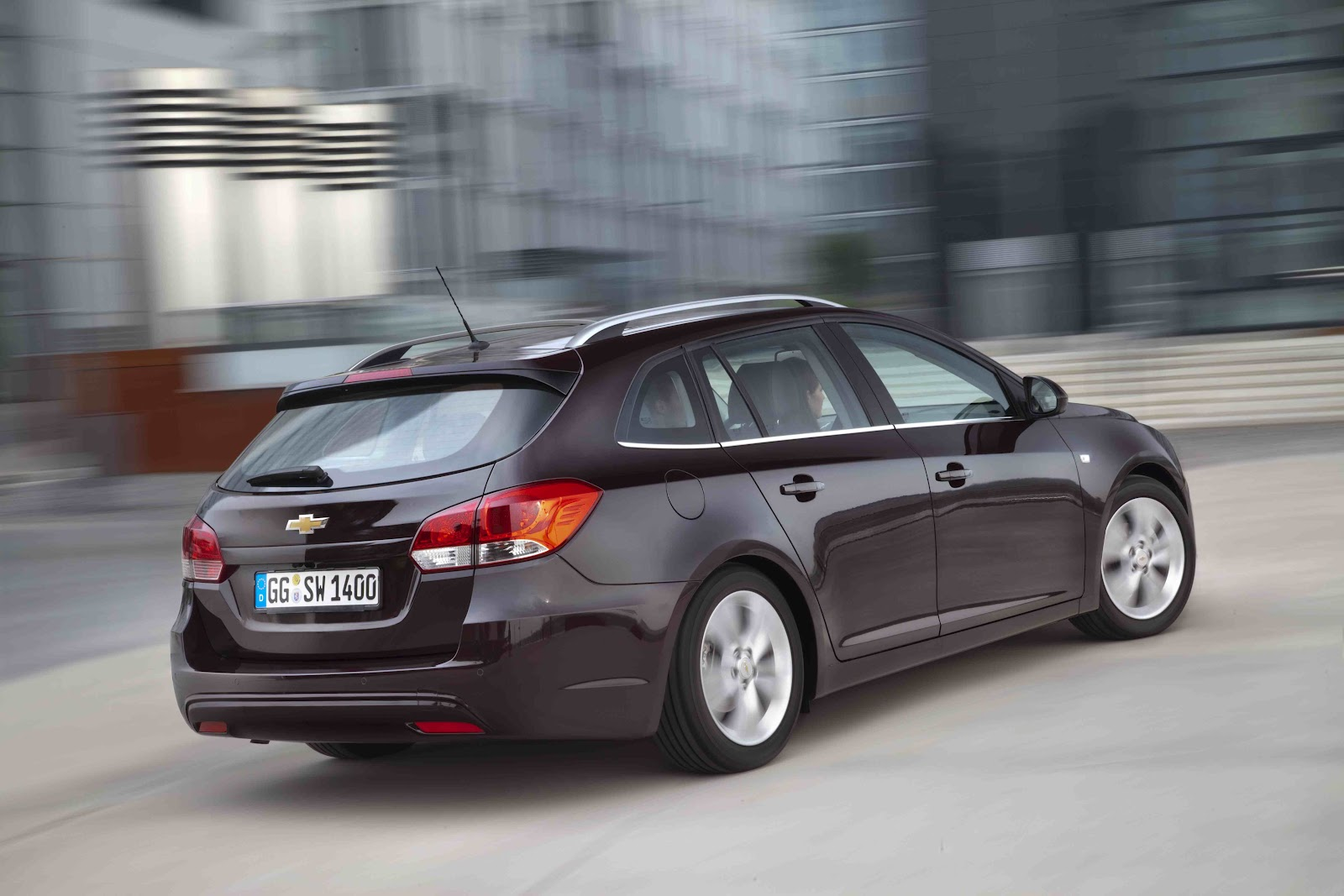 fa494a07ee Chevrolet  Cruze Variante Station Wagon