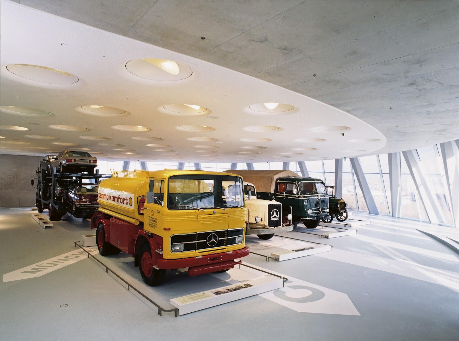 mercedes benz das auto museum mobile aspekte. Black Bedroom Furniture Sets. Home Design Ideas