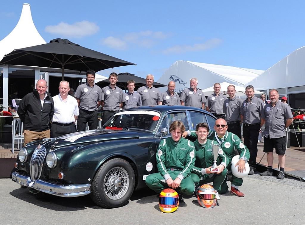 Jaguar - Alle Sportwagen und Limousinen Hans K Lange