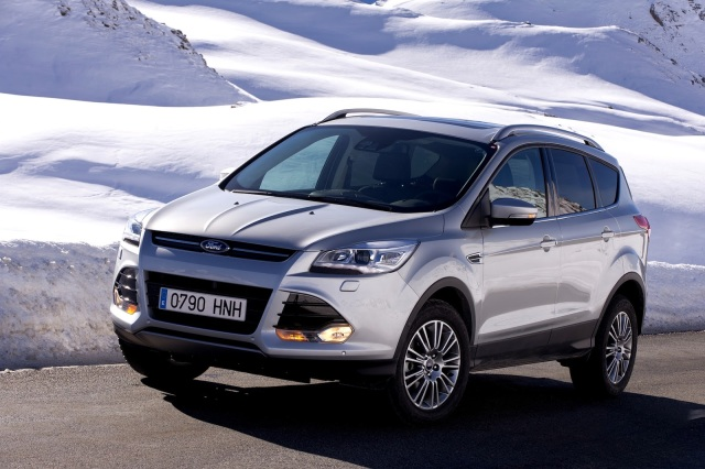 2017 Ford Kuga Facelift 2017 2018 Suv | 2017 - 2018 Best Cars Reviews