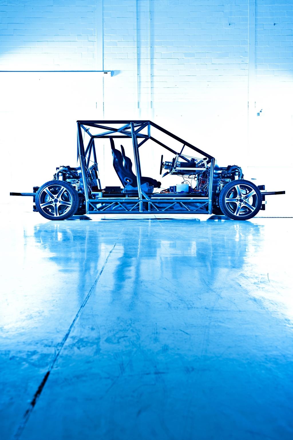 In absehbarer Zukunft werden sie den Straßenverkehr prägen und unsere  mobilen Gewohnheiten verändern. Die Daimler und Benz Stiftung fördert im  Projekt Villa ...