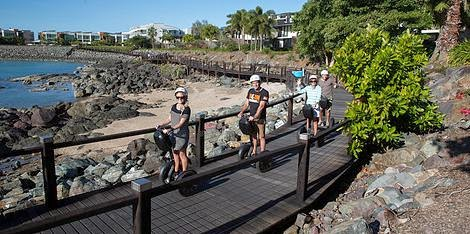 Seg Way Tours Fraser Island