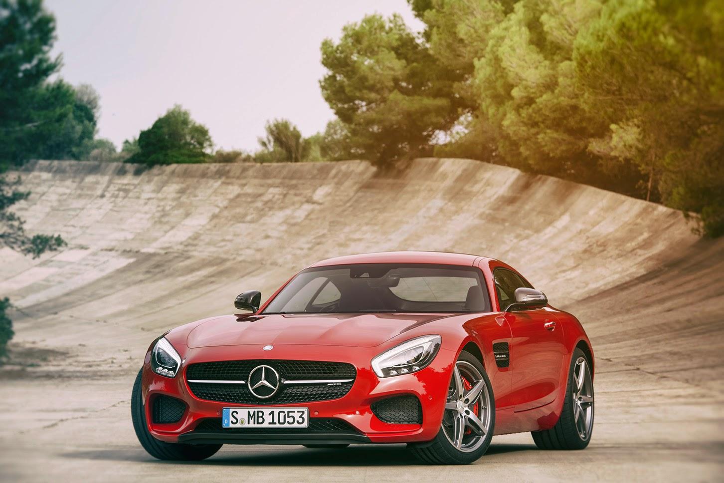Mercedes Benz/AMG